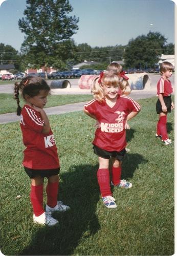 Jen and Dana Soccer 001